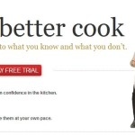Improve Your Cooking Skills for only $20/month