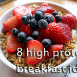 Why To Eat Breakfast and Some Healthy Meal Ideas